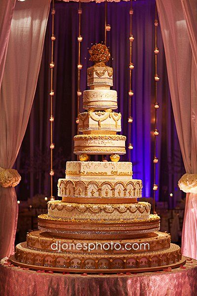 Wedding Cakes Houston on My Big Fat Gypsy Wedding Cake    D Jones Photography  713  521