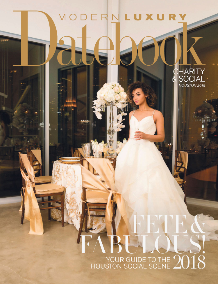 Modern Luxury Datebook Cover